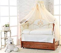 Лаура- набор постельного белья Greta Lux из 7 пр.