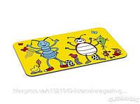 Детская пластиковая разделочная доска ANTON ANT EMSA 23,5*14,5см (EM509714)