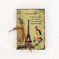 Блокнот Париж
