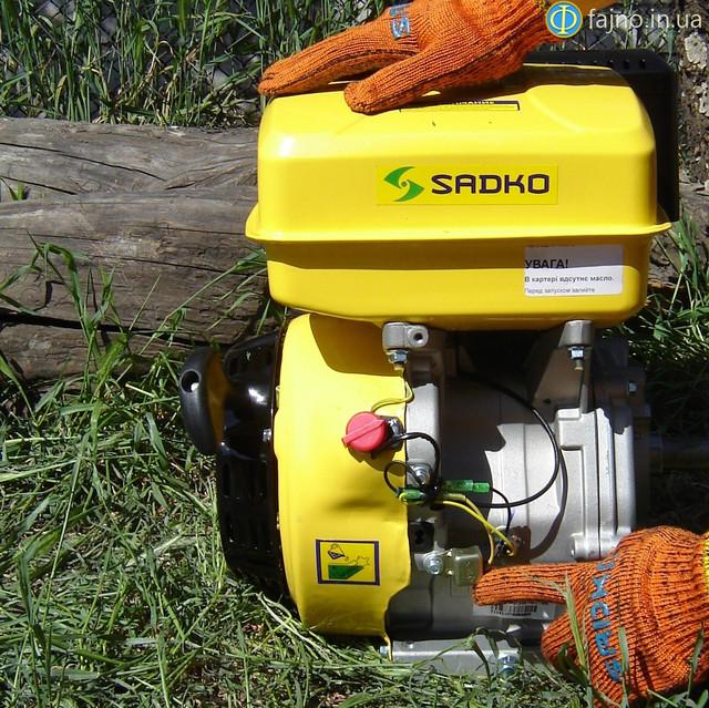 бензиновый двигатель Sadko GE-390 фото 3