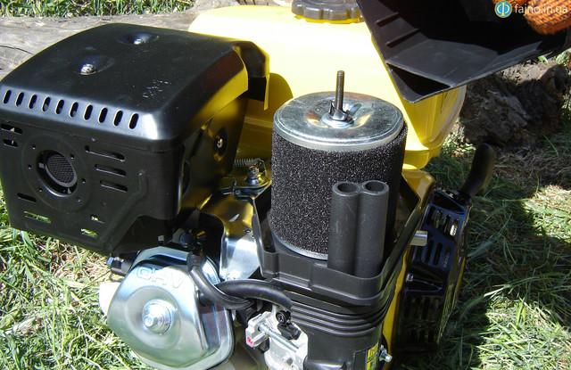бензиновый двигатель Sadko GE-390 фото 5
