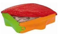 Детская песочница с защитным покрытием BIG