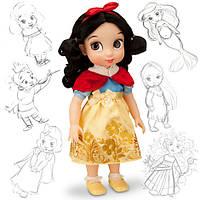 Кукла Белоснежка (Snow White) Disney Animators коллекционная серия Дисней -40см.