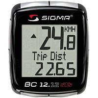 Велокомпьютер Sigma Sport BC 12.12 STS Беспроводной