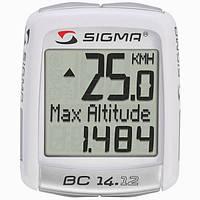 Велокомпьютер Sigma Sport BC 14.12 ALTI