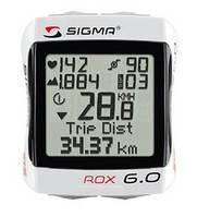Велокомпьютер Sigma ROX 6.0 CAD Беспроводной
