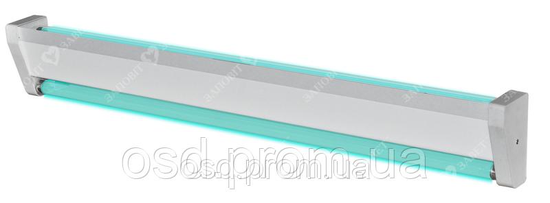 Облучатель бактерицидный 2-ламповый ОБН-150М