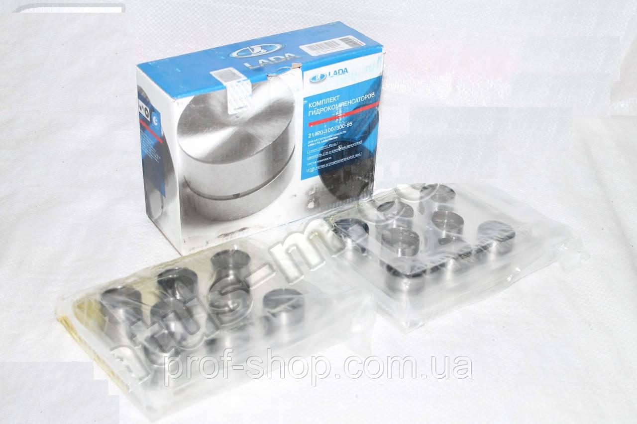 Как поменять гидрокомпенсаторы на ваз 2112 16 клапанов