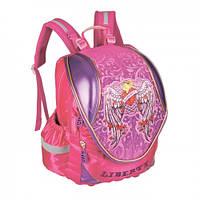 Ортопедический рюкзак для девочки Zibi LIBERTY  (Либерти)