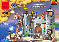 Конструктор Brick  310 Пиратская башня