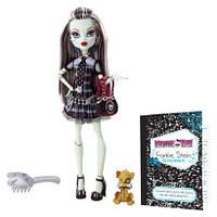 "Кукла Monster High Френки Штейн ""Базовая"" с питомцем"