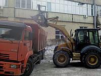 Уборка, расчистка территорий Киев
