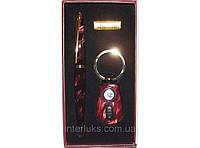 Прекрасный подарочный набор NOBILIS: ручка + брелок/фонарик.
