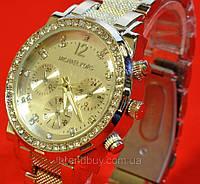 Женские кварцевые часы Michael Kors серебристые МК5191