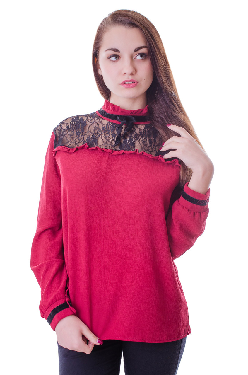 Блузки Для Полных Купить В Омске