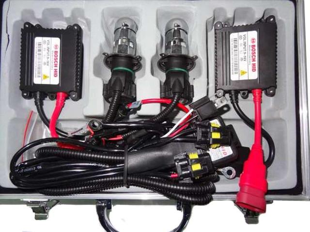 Би-Ксенон Bosh H4 Hid Xenon 35W 6000 K! с креплением, электропроводка, 2 лампы, купить, куплю - фото 3