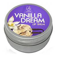 Бальзам для губ Vanilla Dream Lip Balm со вкусом ванили Ламбре / Lambre 15 мл