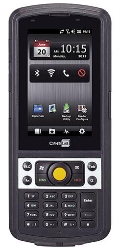 Cipher CP30 терминал сбора данных с Windows Mobile