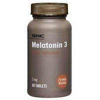 Витамины GNC Melatonin 3 60 tabs