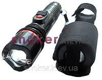 Шокер шерхан 1101 самые мощные электрошокеры полицейский фонарики с шокером