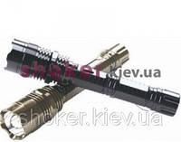 Оригинальный защитный электрошокер Титан 1108 (police) в виде фонарика wei-shi original titan1108 ua