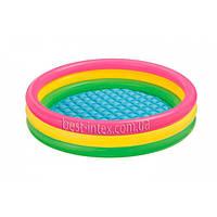 Intex 57422 (147х33 см.) Детский надувной бассейн