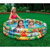 Intex 58915 (147х33 см.) Детский надувной бассейн Дисней