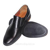 Туфли кожаные мужские от производителя