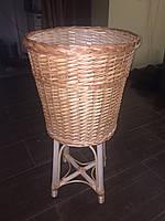 Корзина для багетов из лозы, фото 1