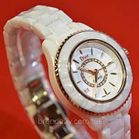 Роскошные кварцевые часы Christian Dior керамика CD5194