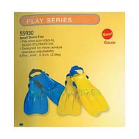 Ласты для плавания Intex 55930 (р-р 35-37)