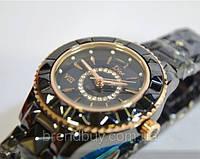 Женские кварцевые часы Christian Dior керамика CD5195