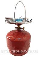 Газовый баллон с горелкой  5л