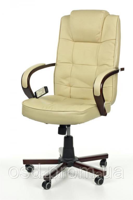 Кресло с массажем Vespanni бежевое