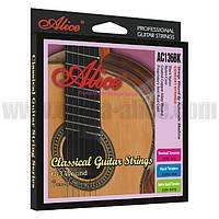 Alice AC136BKN Струны для классической гитары