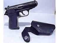 Подарочная зажигалка в виде пистолета подарок-прикол