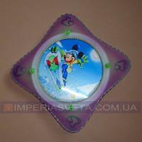 Декоративное бра, светильник настенный IMPERIA одноламповый дневного света декоративный LUX-334024