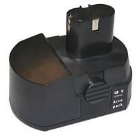 АККУМУЛЯТОРЫ для шуруповертов:18 вольт:Аккумулятор для шуруповерта 18 В (с выступом)