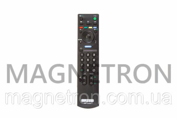 Пульт ДУ для телевизора Sony RM-GA009, фото 2