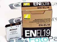 Dilux - Nikon EN-EL19 3.6V 700mah Li-ion  аккумуляторная батарея к фотокамере
