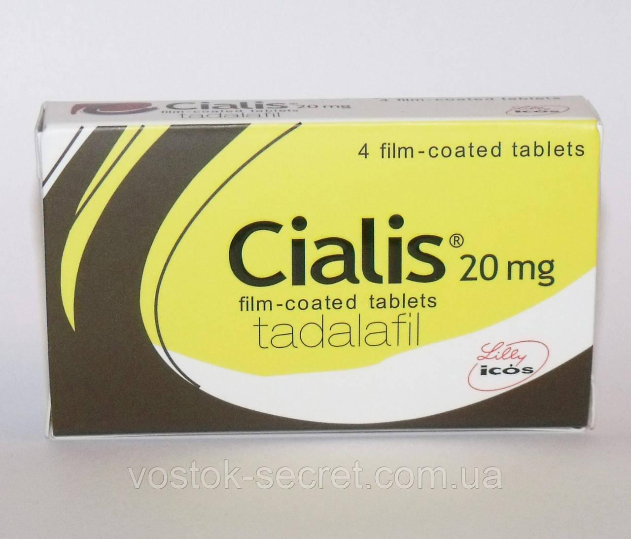 препараты для лечения эректильной дисфункции у мужчин сиалис