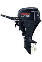 Четырехтактный лодочный мотор Nissan NSF  15C - NISSAN-NSF-15C