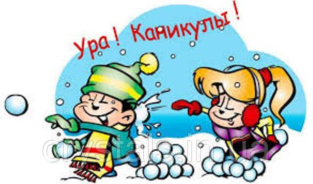 Новогодние каникулы!