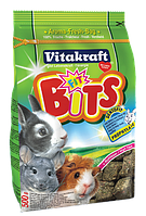 Лакомство - заточка Vitakraft 25782 Bits для зубов грызунов 500 г (арт.25782)