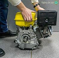 Двигатель Кентавр ДВС 420БЭ (15 л.с., электростартер вал 25,4 шпонка), фото 1