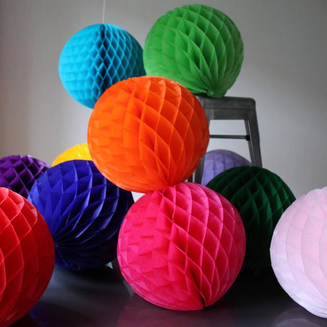 Объемные шарики своими руками 69