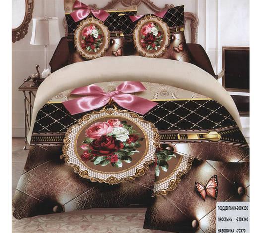 Комплект постельного белья (двуспальный) - № 735.2