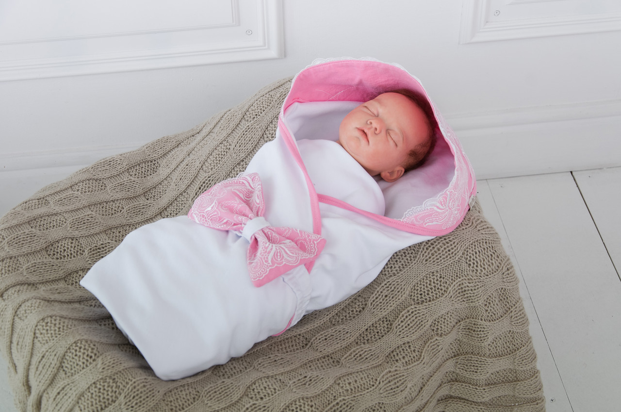 Летнее одеяло для новорожденного на лето