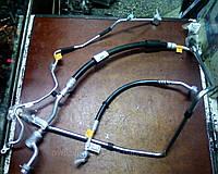 Шланг от радиатора к компрессору кондиционера 96450026. Патрубок / Трубка кондиционера LANOS 1.5л. Рукав в.д, фото 1
