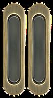 Ручка для раздвижных дверей SH010 бронза